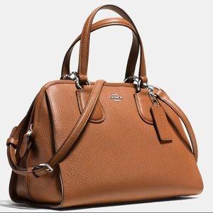 Coach Nolita - Pebble Leather Bag
